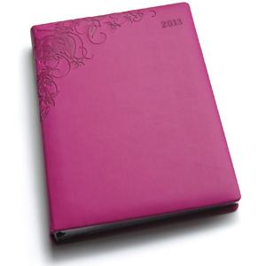 Agenda 2013 - Color Rosa