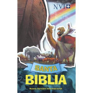 Biblia Economica para ninos NVI rustica