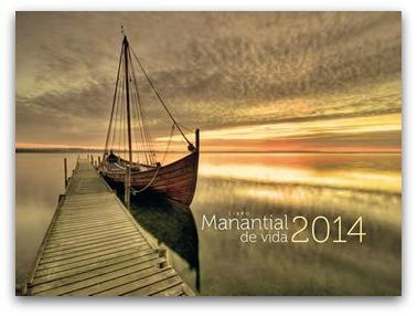 Calendario Manantial de Vida 2014 - NVI