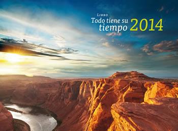 Calendario Todo Tiene su Tiempo 2014 - RVR